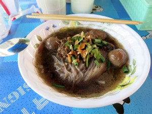 Noodles, Chiang Mai, Thailand
