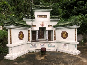 Mae Salong, Thailand, Chinese, tomb, grave
